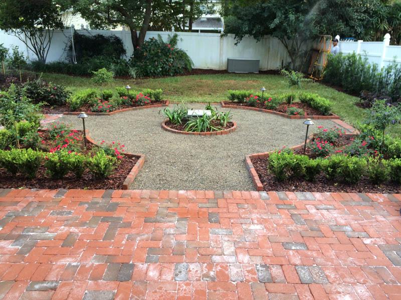 Central Florida Backyard Rooms - The Landscape Renovator