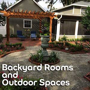Orlando Landscaping And Outdoor Lighting The Landscape Renovator,Workplace Industrial Office Design Ideas